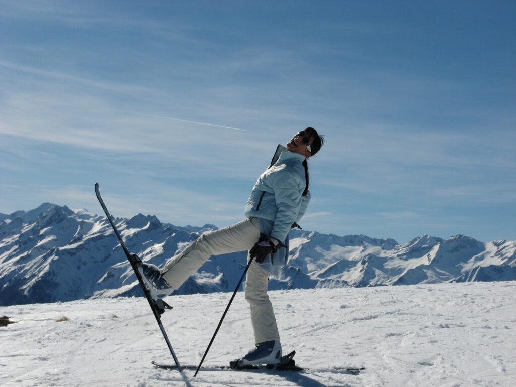 Skifahren Brauneck
