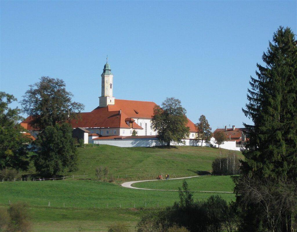Kloster Reutberg Sachsenkam