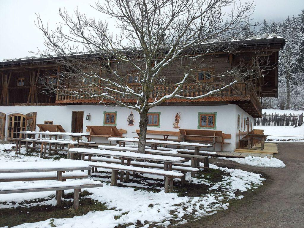 Wasmeier Bauernhofmuseum